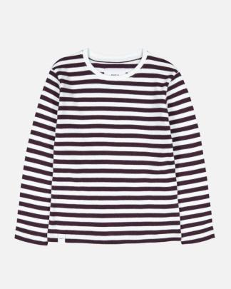 Makia Kids Verkstad Longsleeve T-shirt Wine