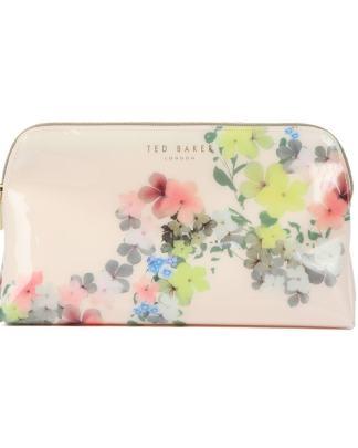 Ted Baker Toshiko Cosmetic Bag Babypink