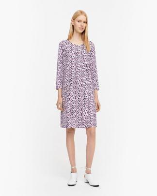 Marimekko Aretta Pikkuinen Unikko Jersey Dress