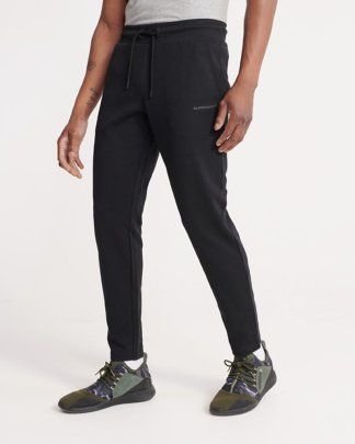 Superdry Urban Tech Tapered Joggers Black