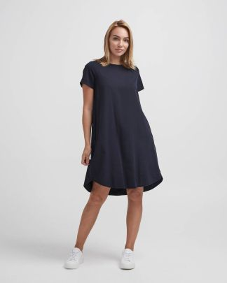 Holebrook Julie Dress Navy