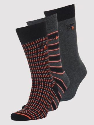 Superdry 3-pack socks