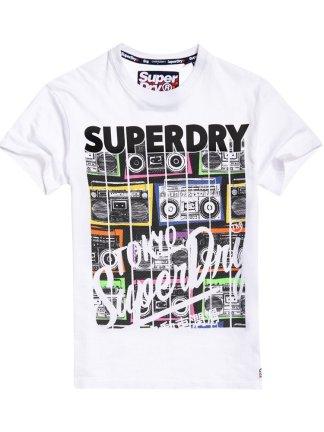 Superdry Ticket Type Infill T-shirt