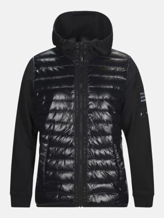 Peak Performance Hybrid zip jacket