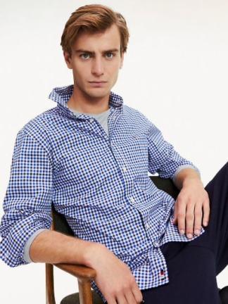 Tommy Hilfiger Flex Gingham shirt