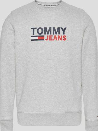 Tommy Jeans logo sweater