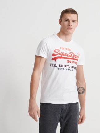 Superdry fade t-shirt