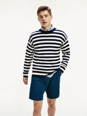 Tommy Hilfiger breton stripe sweater