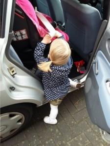 kleine meisje