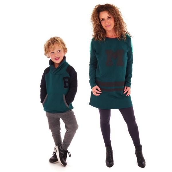 Mommy And Me Outfits Voor Moeders Dochters En Zonen Aukjeswereld