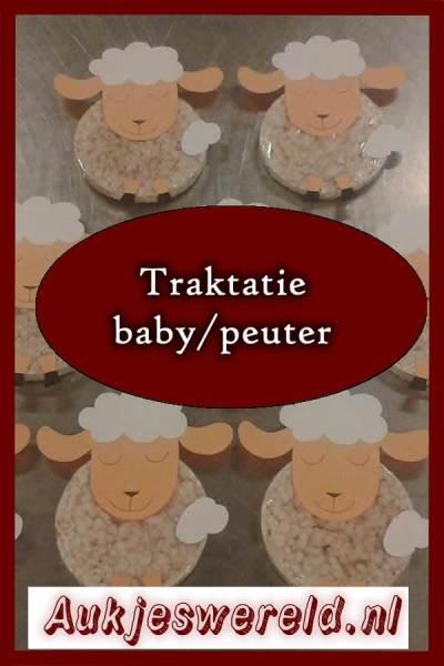traktatie baby