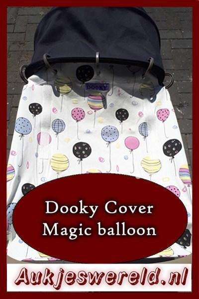 Dooky Magic balloon