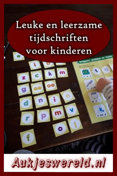 tijdschriften voor kinderen