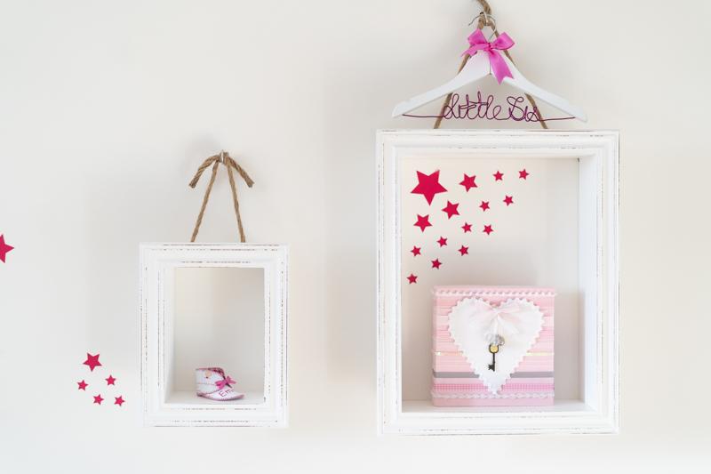 muurdecoratie babykamer