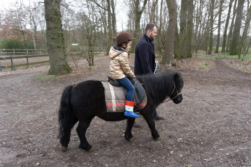 pony rijden center parcs