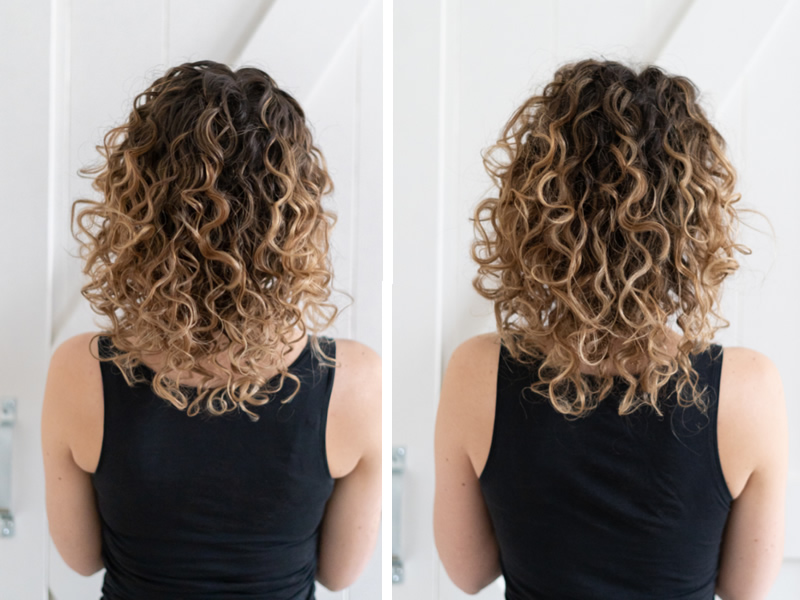 Pretty Curly Girl