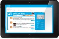 App del profesor (contenidos y blog)