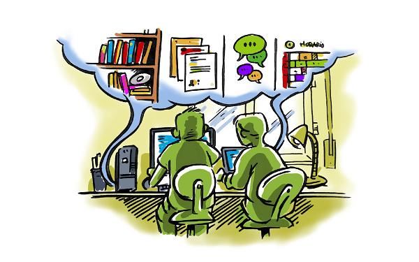 Qué es un Entorno Virtual de Aprendizaje (EVA)