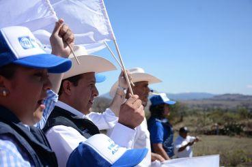 UNidosy al Frente Jorge Arciniega.