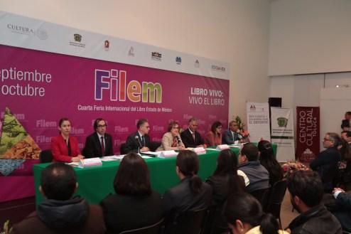 """Alistan evento para """"Vivir el Libro"""" en la FILEM 2018 1"""