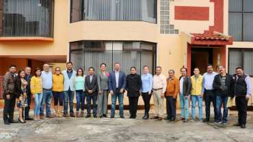 Elijen diputados del PRD a Omar Ortega como su coordinador 4