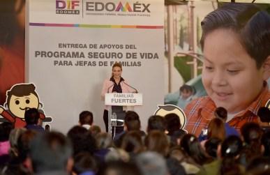 Otorgan DIFEM y SEDESOL apoyos a familias mexiquenses con orfandad materna 5