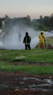 Se registra otra fuga de gas en Ecatepec 1
