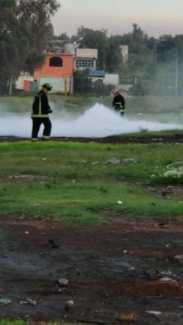 Se registra otra fuga de gas en Ecatepec 2