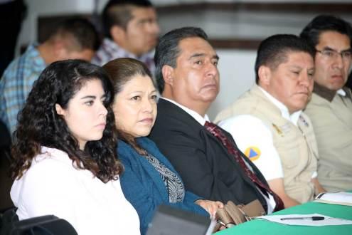 Tienen vecinos de Metepec respuesta de la autoridad municipal a denuncias de seguridad