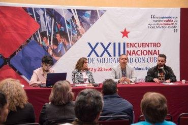 Fue-sede-el-Poder-Legislativo-Mexiquense-del-XXIII-Encuentro-Nacional-de-Solidaridad-con-Cuba-4
