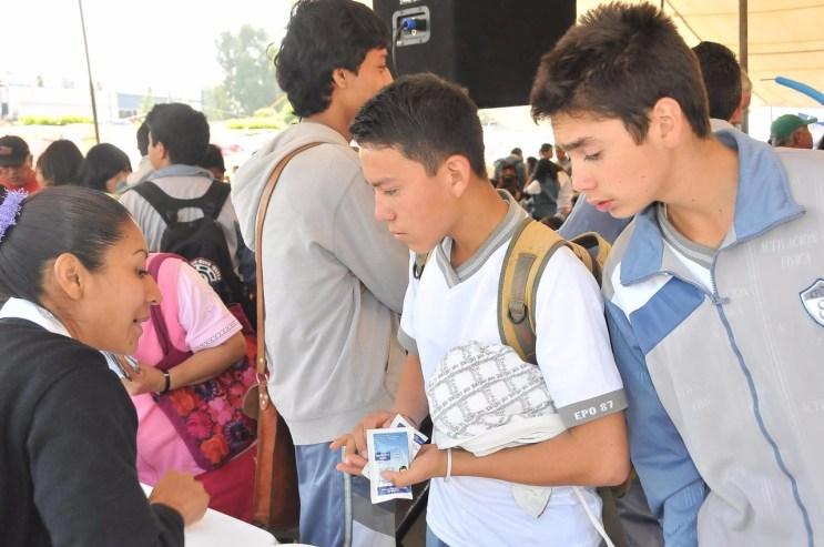 Participa ISEM en semana nacional de salud de la adolescencia 6