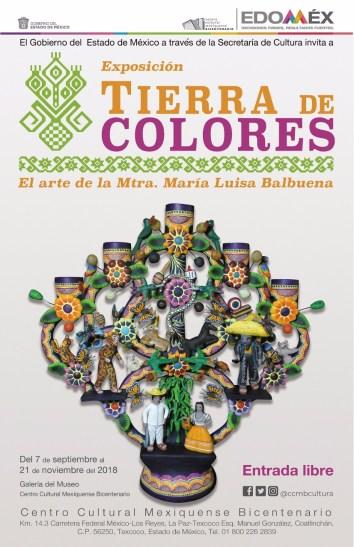 """Presenta CCMB tradición del barro en """"Tierra de Colores"""" 3"""