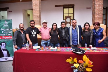 Festival Internacional de Poesía en el Poder Legislativo