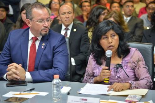 Instalan Comisión Legislativa Especial para combatir la violencia vinculada a los feminicidios