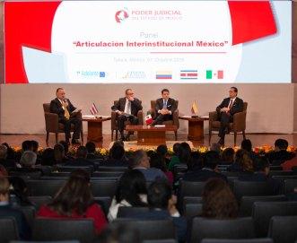 El PJEDOMEX promueve la tolerancia y la paz sociales