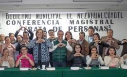 Prevenir violaciones a Derechos Humanos, llamado de JOG a los ayuntamientos