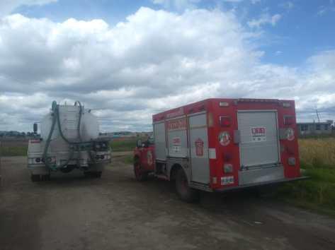 Mantiene Toluca servicio preventivo contra incendio por derrame de hidrocarburo en la zona norte (5)