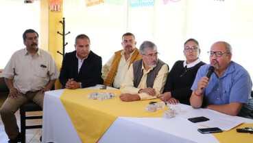 PRD mexiquense plantea renovar dirigencias; conservar nombre, siglas y emblema es una demanda de las bases OOA 1