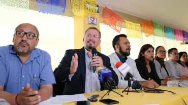 PRD mexiquense plantea renovar dirigencias; conservar nombre, siglas y emblema es una demanda de las bases OOA 5