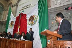 Propone Morena homologar cobros de autopistas del Edomex; critica resultados en desarrollo social 2