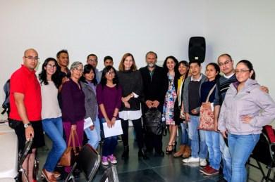 Imparte Mónica Lavín Taller de Cuentos en la FILEM 2018