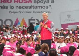 Son mujeres mexiquenses prioridad en el Gobierno de Alfredo Del Mazo