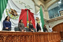 Propone Tanech Sánchez que los fallos de juicios laborales sean cubiertos en el ejercicio fiscal en que ocurran