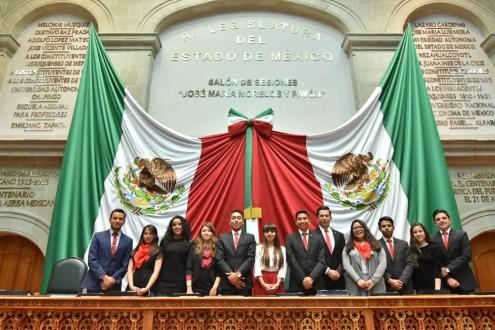 Destaca Mónica Álvarez compromiso de la 60 Legislatura con el Parlamento Abierto