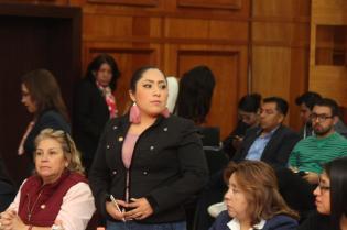 Clama Presidenta de Congreso Edomex alto a los feminicidios; se suman 16 alcaldes a llamado 2