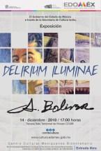 "Deleita ""Delirium Iluminae"", de Ángel Boliver, a mexiquenses 3"