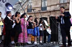 Muestran voces infantiles su talento en el Festival de las Almas 3