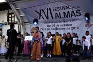 Muestran voces infantiles su talento en el Festival de las Almas 4