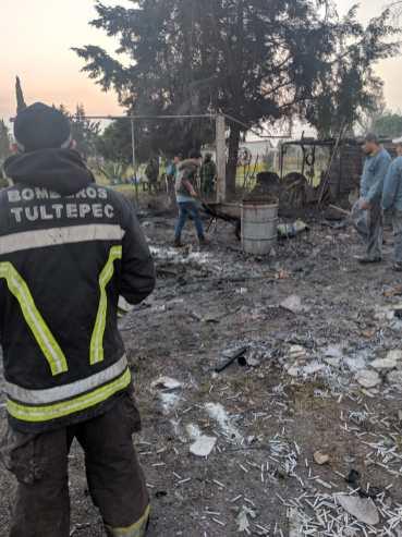 Otra explsión en Tultepec
