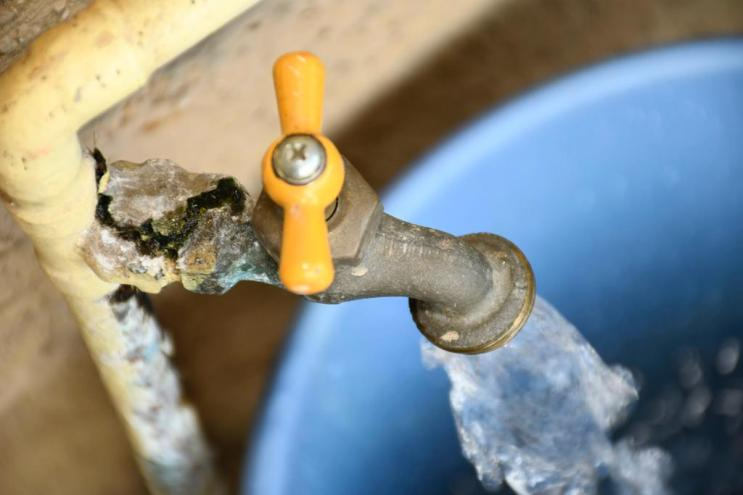 Inicia el suministro de Agua del Sistema Cutzamala hacia el Edoméx